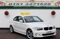 2012 BMW 1 SERIES 2.0 118D SE 2d 141 BHP £6500.00