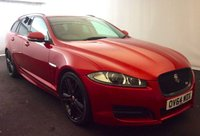 USED 2014 64 JAGUAR XF 3.0 D V6 S PORTFOLIO SPORTBRAKE Auto 5 Door Estate