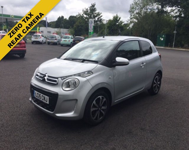 2015 15 CITROEN C1 1.0 FLAIR S/S 3dr