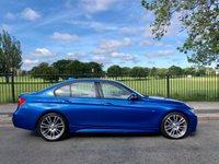 2014 BMW 3 SERIES 2.0 318D M SPORT 4d AUTO 141 BHP £10995.00