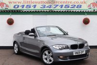 2009 BMW 1 SERIES 2.0 118D SE 2d 141 BHP £5600.00