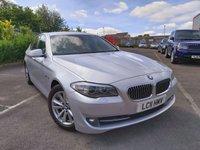 2011 BMW 5 SERIES 2.0 520D SE 4d  £6900.00