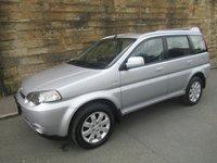 2004 HONDA HR-V 1.6 VTEC 5d 122 BHP 4x4 £1450.00