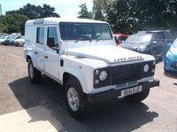 USED 2011 61 LAND ROVER DEFENDER 2.2 TD COUNTY UTILITY WAGON 1d 122 BHP Very Good Condition Defender, Stunning Car, Drives Great!