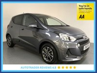 USED 2018 18 HYUNDAI I10 1.2 PREMIUM 5d AUTO 86 BHP FULL HISTORY - 1 OWNER - AIR ON - BLUETOOTH - PRIVACY - DAB RADIO - AUX / USB CONNECTIVITY