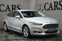 USED 2016 65 FORD MONDEO 2.0 ZETEC ECONETIC TDCI AUTOMATIC 148 BHP A Generously Equipped Zetec Model with an Economical Diesel Engine (68.9MPG) and the Much Sought After Automatic Gearbox. Presented in Superb Condition with 17 Inch Alloy Wheels, Satellite Navigation, Bluetooth Connectivity, DAB Radio, Front and Rear Park Distance Control, Leather Multi Function Steering Wheel, Cruise Control, Digital Dual Zone Climate Control, Heated Electric Powerfold Mirrors, Voice Control, 8 Inch Colour Touch Screen, On-Board Computer, Automatic Headlights...