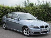 USED 2010 10 BMW 3 SERIES 2.0 320D EFFICIENTDYNAMICS 4d  ALLOY WHEELS * LEATHER INTERIOR * WOOD TRIM *