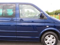 USED 2006 56 VOLKSWAGEN CARAVELLE 2.5 EXECUTIVE TDI 5d 130 BHP