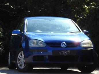 2004 VOLKSWAGEN GOLF 1.6 S FSI 5d 114 BHP £1290.00