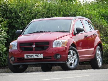 2009 DODGE CALIBER 1.8 SE 5d 148 BHP £3490.00