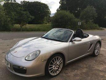 View our PORSCHE BOXSTER 987