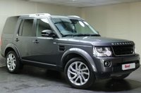"USED 2016 16 LAND ROVER DISCOVERY 3.0 SDV6 LANDMARK 5d AUTO 255 BHP 1 OWNER+FSH+20""ALLOYS+LEATHER+NAV+PARKING SENSORS+PAN ROOF+PRIV GLASS"
