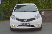 USED 2013 13 NISSAN NOTE 1.2 VISIA 5d 80 BHP
