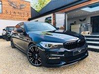 USED 2017 67 BMW 5 SERIES 3.0 530D XDRIVE M SPORT 4d AUTO 261 BHP