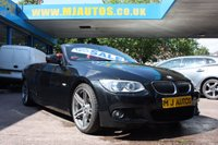 USED 2013 13 BMW 3 SERIES 2.0 320I M SPORT CONVERTIBLE 2dr AUTO 168 BHP NEED FINANCE??? APPLY WITH US!!!