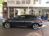 2015 BMW 1 SERIES 1.5 118I M SPORT 5d 134 BHP £11975.00