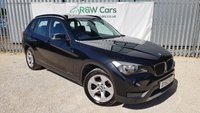 USED 2012 62 BMW X1 2.0 XDRIVE20D SE 5d AUTO 181 BHP