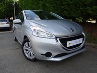 USED 2014 PEUGEOT 208 1.4 HDI ACCESS+ 5dr
