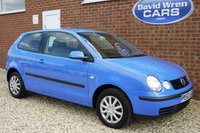 USED 2002 52 VOLKSWAGEN POLO 1.2 SE 3d 63 BHP