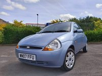 2007 FORD KA 1.3 STYLE CLIMATE CLOTH 3d £1350.00