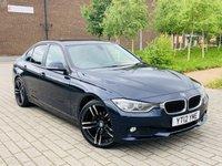 2012 BMW 3 SERIES 2.0 320D EFFICIENTDYNAMICS 4d AUTO 161 BHP £8995.00