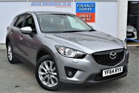 USED 2014 64 MAZDA CX-5 2.2 D SPORT NAV 5d Family SUV 148 BHP ** LOW MILEAGE FOR AGE**