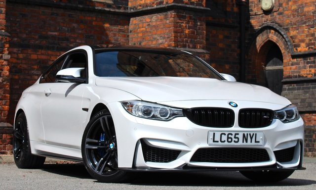 2015 65 BMW M4 3.0 M4 2d AUTO 426 BHP [ M PERFORMANCE ]