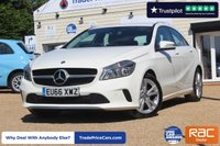 USED 2016 66 MERCEDES-BENZ A CLASS 1.6 A 180 SPORT EXECUTIVE 5d AUTO 121 BHP