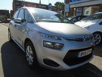 USED 2016 16 CITROEN C4 PICASSO 1.6 BLUEHDI VTR 5d 98 BHP, ULEZ EXEMPT  ONLY 20,000 MILES!
