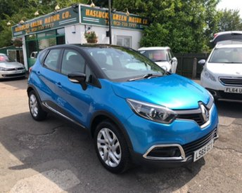 Used Renault cars in Solihull from Haslucks Green Motor Co
