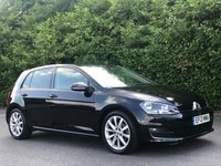 2013 VOLKSWAGEN GOLF 2.0 GT TDI BLUEMOTION TECHNOLOGY 5d 148 BHP £8990.00