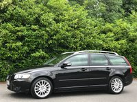 USED 2011 11 VOLVO V50 1.6 DRIVE SE LUX S/S 5d 113 BHP