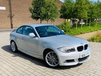 USED 2012 61 BMW 1 SERIES 2.0 118D M SPORT 2d 141 BHP