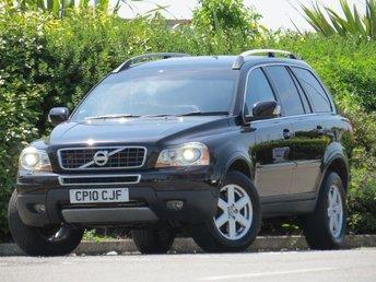 2010 VOLVO XC90 2.4 D5 ACTIVE AWD 5d AUTO 185 BHP £7999.00