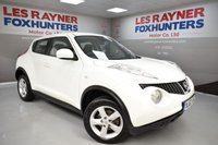 USED 2013 NISSAN JUKE 1.6 VISIA 5d 93 BHP Finance and warranty available !