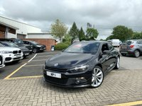 2014 VOLKSWAGEN SCIROCCO 2.0 R LINE TDI BLUEMOTION TECHNOLOGY 2d 140 BHP COUPE £12795.00