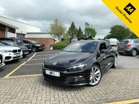 USED 2014 64 VOLKSWAGEN SCIROCCO 2.0 R LINE TDI BLUEMOTION TECHNOLOGY 2d 140 BHP COUPE
