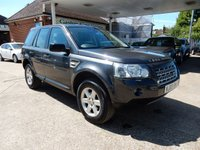 USED 2009 09 LAND ROVER FREELANDER 2.2 TD4 GS 5d AUTO 159 BHP FULL HISTORY,LOW MILES,ICE COLD AIR CON,CRUISE CONTROL,PARKING SENSORS