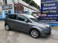2012 SEAT ALTEA 1.6 SE ECOMOTIVE CR TDI 5d 103 BHP, only 78000 miles £4495.00