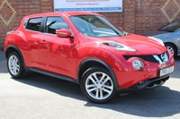 USED 2015 15 NISSAN JUKE 1.2 ACENTA DIG-T 5d 115 BHP * LOVELY LOW MILEAGE *