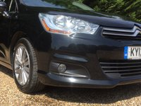 USED 2012 12 CITROEN C4 1.6 VTR PLUS HDI 5d 91 BHP