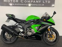 USED 2015 65 KAWASAKI ZX 636cc ZX 636 EFF  IMMACULATE EXAMPLE, LOW MILES
