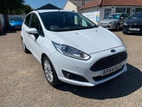 USED 2014 64 FORD FIESTA 1.6 TITANIUM X TDCI 5d 94 BHP ** NOW SOLD ** NOW SOLD **