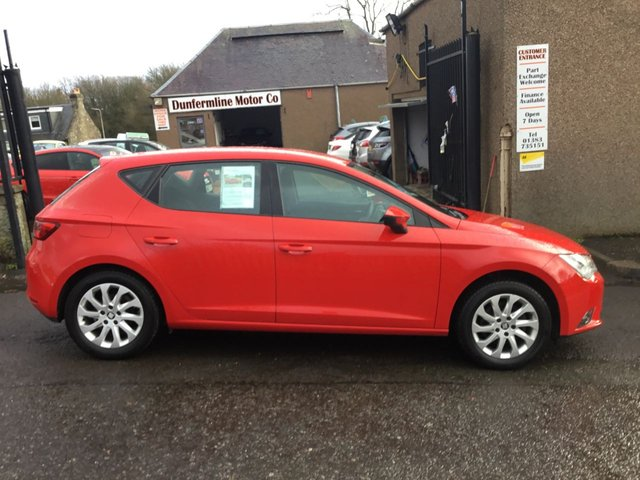 USED 2013 13 SEAT LEON 1.4 TSI SE 5d 140 BHP ++LOW RUNNING COSTS++