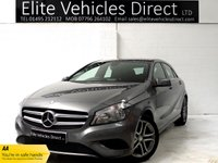 USED 2015 15 MERCEDES-BENZ A CLASS 1.5 A180 CDI BLUEEFFICIENCY SPORT 5d AUTO 109 BHP