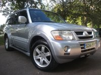2006 MITSUBISHI SHOGUN 3.2 ELEGANCE LWB DI-D 5d AUTO 159 BHP FREE WARRANTY £5250.00