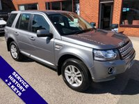 "USED 2014 14 LAND ROVER FREELANDER 2.2 TD4 XS 5DOOR 150 BHP DAB Radio     :     Satellite Navigation     :     Isofix Fittings     :     USB & AUX Sockets   Automatic Headlights        :        Cruise Control        :        Phone Bluetooth Connectivity     Climate Control / Air Conditioning   :   Heated Front Seats   :   Front & Rear Parking Sensors     17"" Alloy Wheels   :   2 Keys   :   Service History"