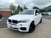 USED 2013 63 BMW X5 3.0 XDRIVE30D M SPORT 5d AUTO 255 BHP 4WD