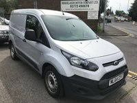 2014 FORD TRANSIT CONNECT 1.6 TDCI 95 200 L1 L/R VAN