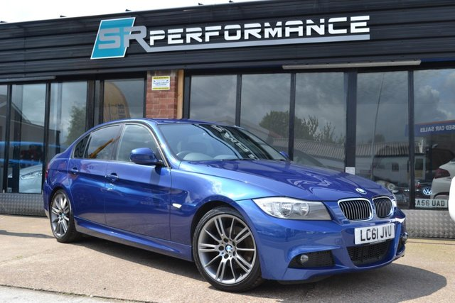 2011 61 BMW 3 SERIES 2.0 320D SPORT PLUS EDITION 4d 181 BHP